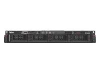 联想(ThinkServer)RD350机架式服务器(1U 至强六核E5-2609 V3 1.9GHz/4G DDR4/1TB 3.5寸/R110i/DVDRW/450W金牌单电源/双口千兆网卡)